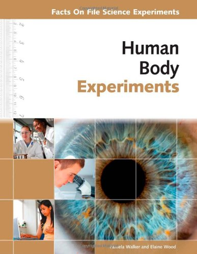 9780816081714: Human Body Experiments (Facts on File Science Experiments)