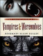9780816081790: The Encyclopedia of Vampires & Werewolves