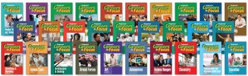 9780816082094: Ferguson's Careers in Focus Set, 58-Volumes
