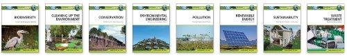 9780816082780: Green Technology Set, 8-Volumes