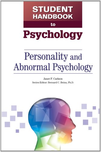 9780816082872: Personality and Abnormal Psychology (Student Handbook to Psychology)