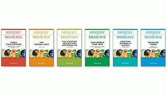 The History of Medicine Set, 6 Vol, (0816083010) by Kate Kelly
