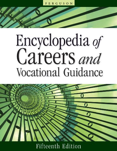 9780816083138: Encyclopedia of Careers and Vocational Guidance (5 Volume Set)