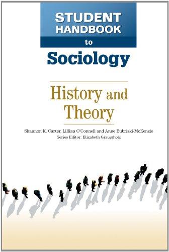 9780816083152: History and Theory (Student Handbook to Sociology)