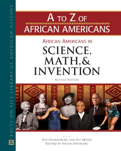 9780816083312: African Americans in Science, Math, and Invention (A to Z of African Americans)