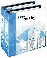 Maps on File 2011 (Hardback): Facts on File
