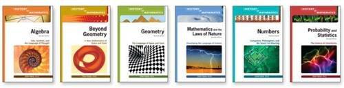The History of Mathematics Set (Hardback): John Tabak