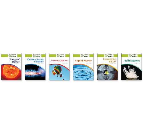 9780816084135: States of Matter Set, 6-Volumes