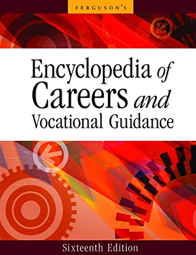 9780816085033: Encyclopedia of Careers and Vocational Guidance: 5-Volume Set