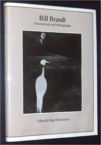 9780816106165: Bill Brandt: Selected Texts and Bibliography (World Photographers Reference, Vol 5)