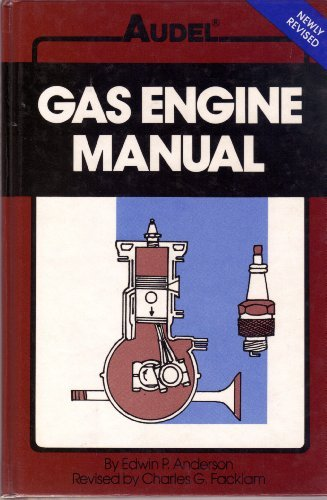 Gas Engine Manual: Anderson, Edwin