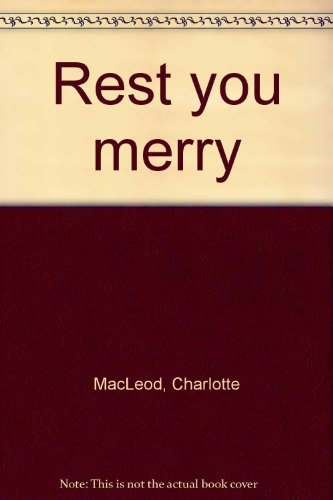 9780816130009: Rest you merry