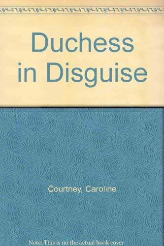 9780816130023: Duchess in Disguise