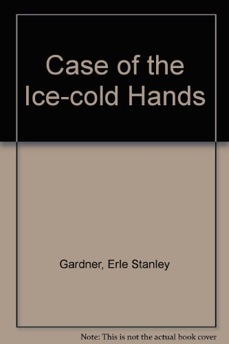 9780816131747: Case of the Ice-cold Hands