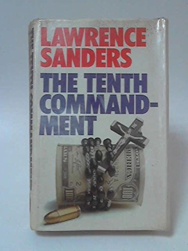 The Tenth Commandment (0816132089) by Lawrence Sanders