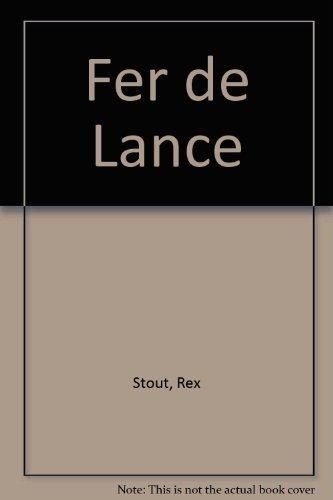 9780816132225: Fer de Lance