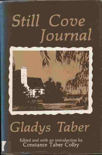 Still Cove journal: Taber, Gladys Bagg