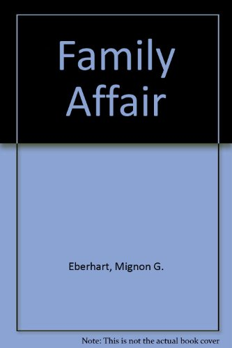 9780816132973: Family Affair