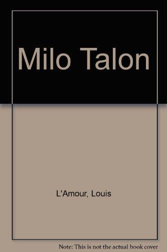 9780816133116: Milo Talon