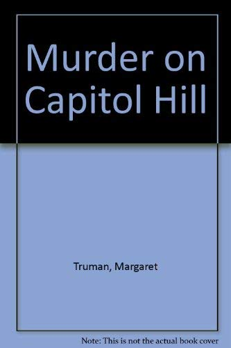 9780816133239: Murder on Capitol Hill