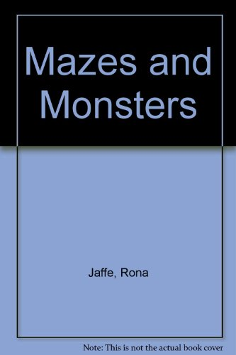 9780816133246: Mazes and Monsters