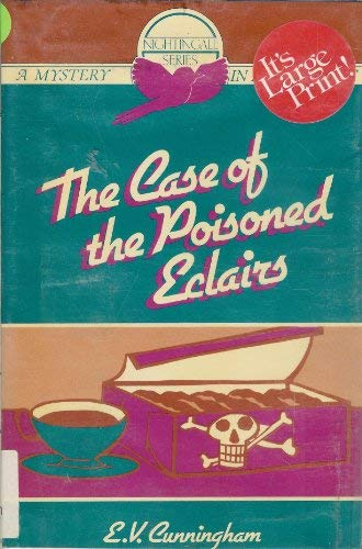 9780816133338: The case of the poisoned eclairs (Nightingale series) (Masao Masuto mystery)