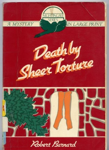 9780816134564: Death by sheer torture (Nightingale series)