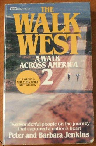 9780816134601: The walk west: A walk across America 2