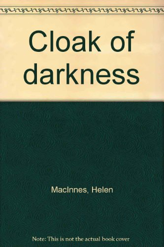 9780816134861: Cloak of darkness