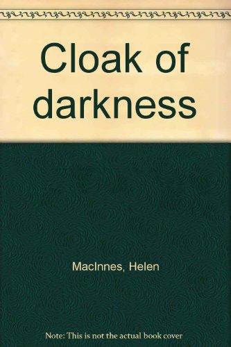 9780816134861: Cloak of darkness