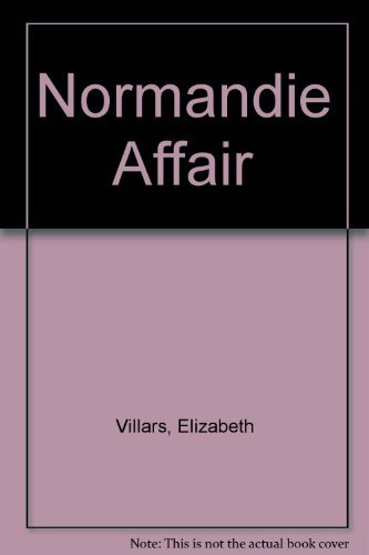 9780816135455: Normandie Affair