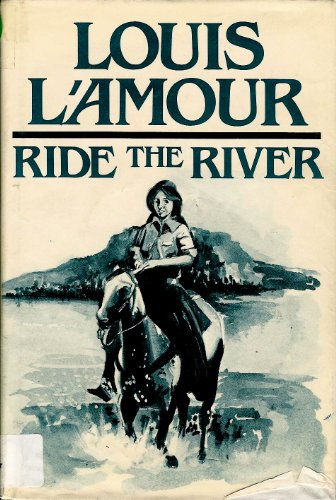 9780816136582: Ride the River (G K Hall Large Print Book Series)