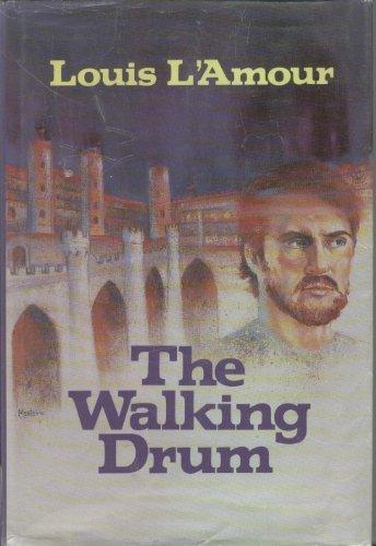9780816137350: Walking Drum (G K Hall Large Print Book Series)