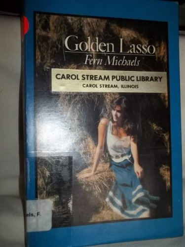 9780816137428: Golden Lasso (G K Hall Nightingale Series)