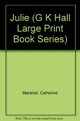 9780816138135: Julie (G K Hall Large Print Book Series)