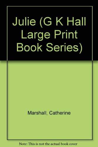 9780816138135: Julie (G.K. Hall Large Print Book Series)