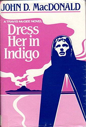 9780816138227: Dress Her in Indigo (G K Hall Large Print Book Series)