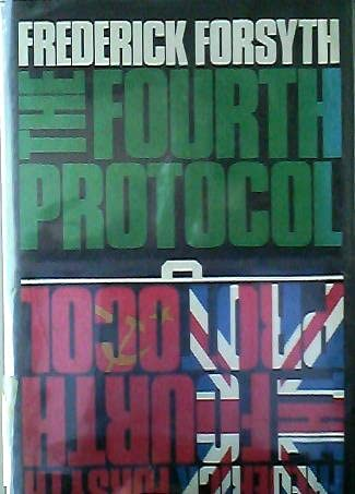 9780816138258: The Fourth Protocol (G K Hall Large Print Book Series)