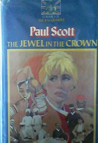 9780816138449: Jewel in the Crown: A Novel (G K Hall Large Print Book Series)