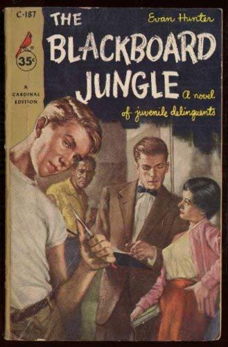 9780816138623: The blackboard jungle