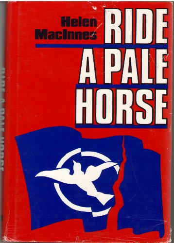 9780816138630: Ride a Pale Horse (G K Hall Large Print Book Series)
