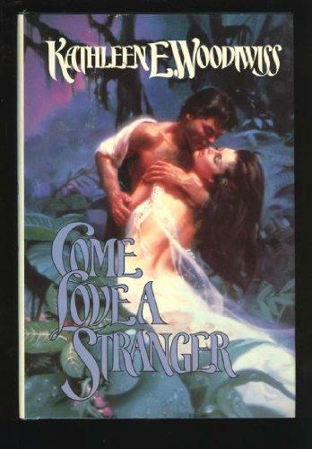 9780816139064: Come Love a Stranger (G.K. Hall Large Print Book Series)