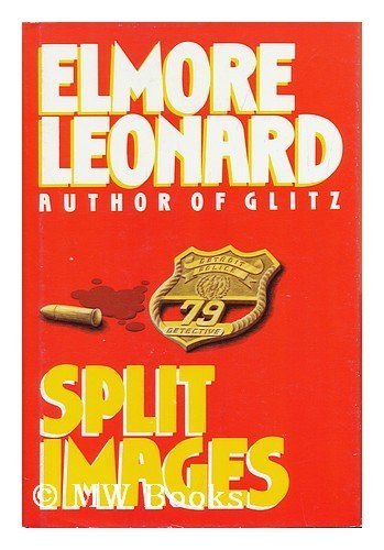 9780816139491: Split Images (G K Hall Large Print Book Series)