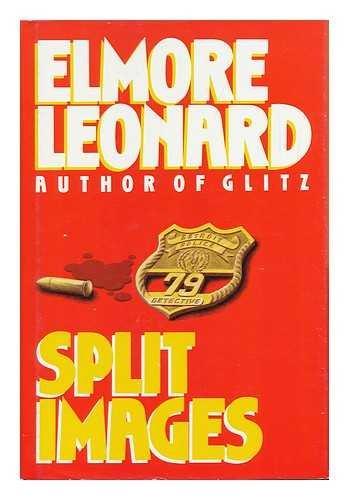 9780816139491: Split Images  (G K Hall Large Print Book Series)