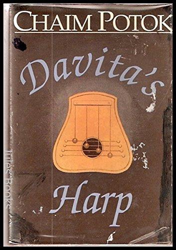 9780816139514: Davita's Harp (G K Hall Large Print Book Series)