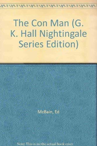 9780816139828: The Con Man (G. K. Hall Nightingale Series Edition)