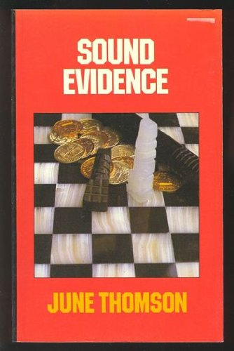 Sound evidence (G.K. Hall large print book series)