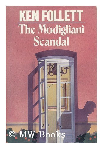 9780816140169: The Modigliani Scandal (G K Hall Large Print Book Series)