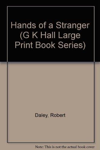 9780816140329: Hands of a Stranger (G K Hall Large Print Book Series)