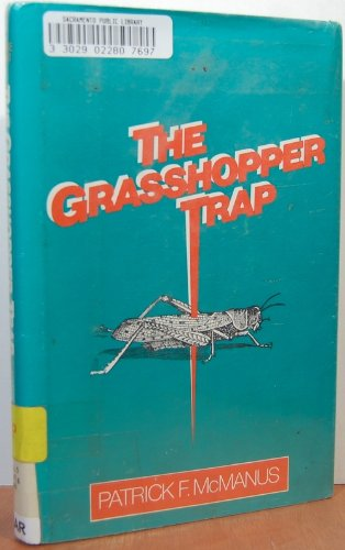 9780816140435: The Grasshopper Trap (G K Hall Large Print Book Series)